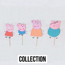 Load image into Gallery viewer, Peppa Pig Toppers (Collection)