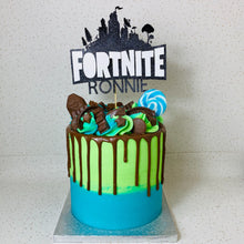Load image into Gallery viewer, Fortnite Cake