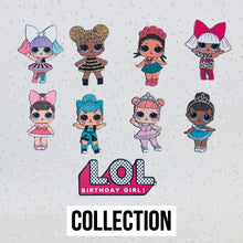 Load image into Gallery viewer, LOL Dolls Toppers (Collection)