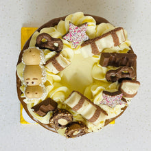 Load image into Gallery viewer, Caramel Kinder Nutella Cake