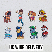 Load image into Gallery viewer, Paw Patrol Toppers (Postal Delivery)