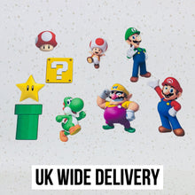 Load image into Gallery viewer, Mario Toppers (Postal Delivery)
