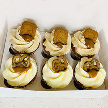 Load image into Gallery viewer, Box Of 6 Cupcakes (Various Options)