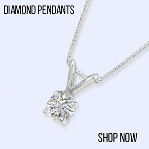 Diamond Pendants, Diamond Necklace, Diamonds