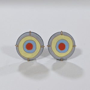 Load image into Gallery viewer, Color Theory Earrings-10