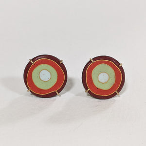 Load image into Gallery viewer, Color Theory Earrings-6
