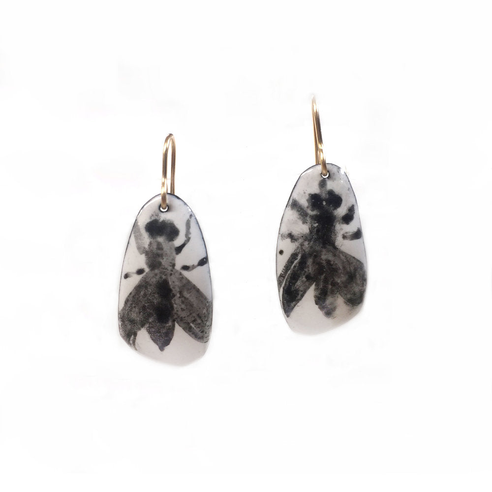 Extra Small Fly Earrings