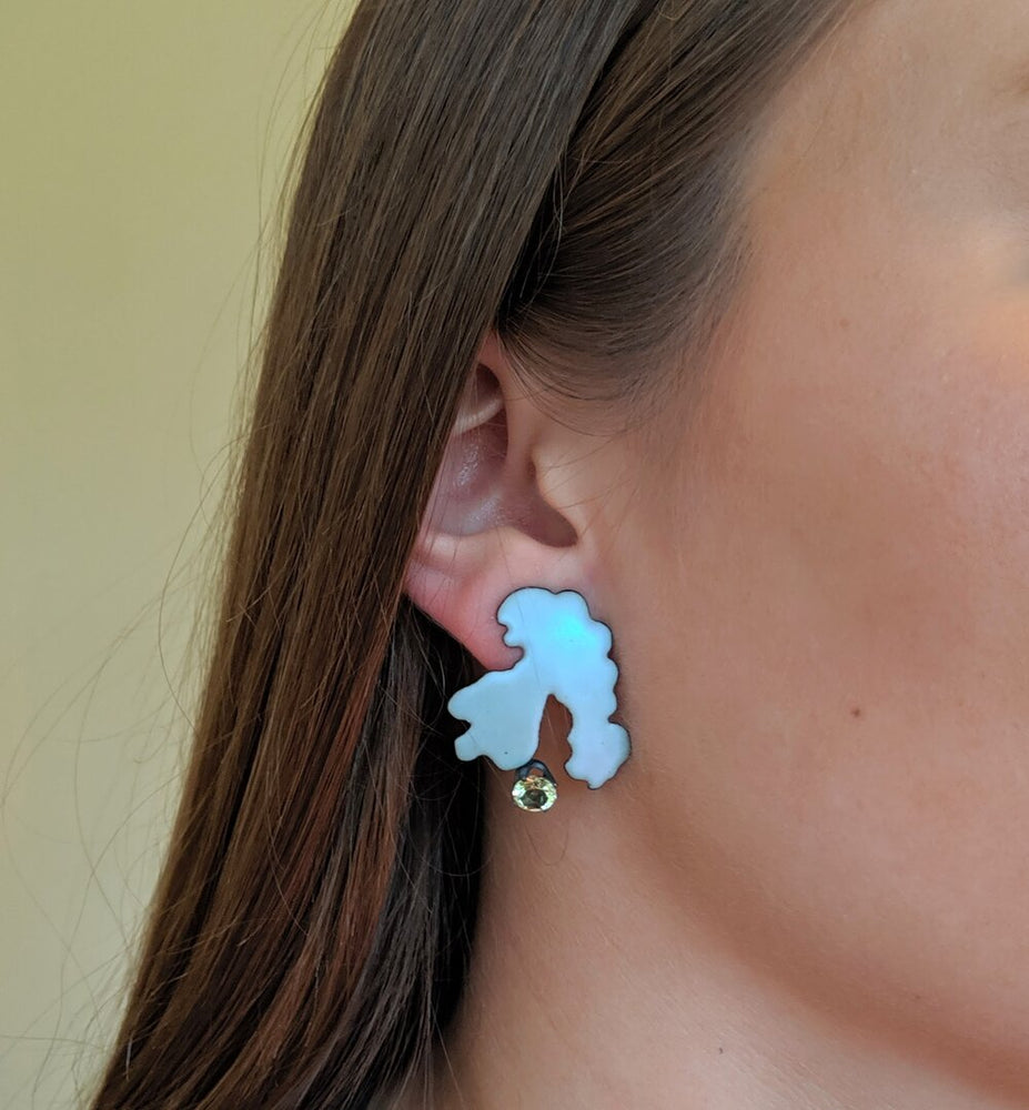 Pastiche earrings