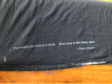 Load image into Gallery viewer, black t-shirt/ Oberst cheap quote