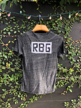 Load image into Gallery viewer, charcoal RBG tshirt