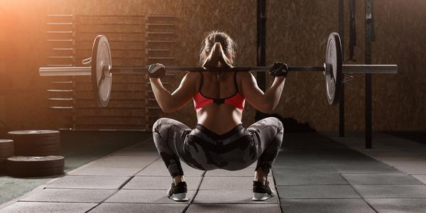 Five Reasons Why Girls Should Lift Weights