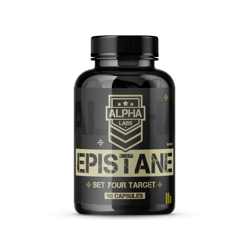 Alpha Labs Epistane 10mg 90 Capsules