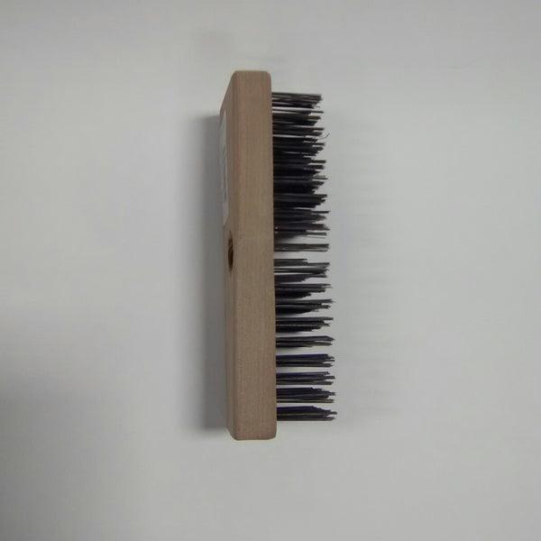 Threaded Block Wire Brush