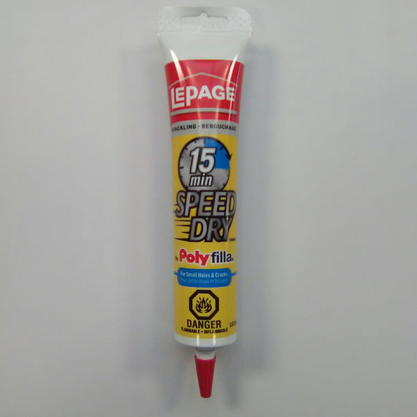 LePage Spackling 15min Speed Dry 162ml