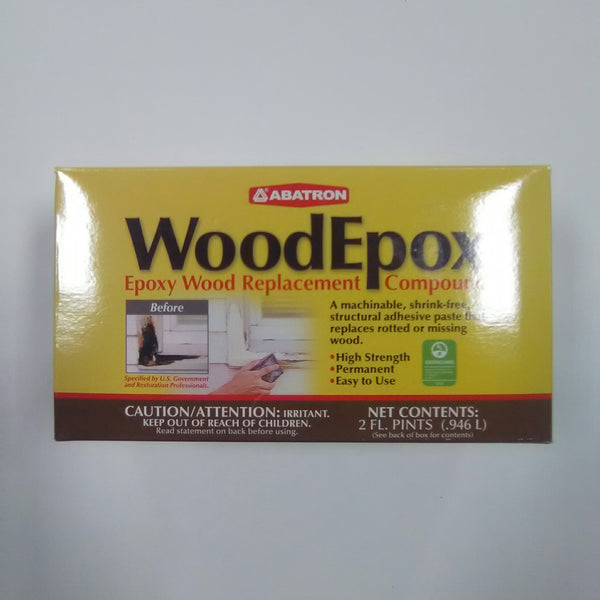 Abatron WoodEpox 2parts 2fl. Pints