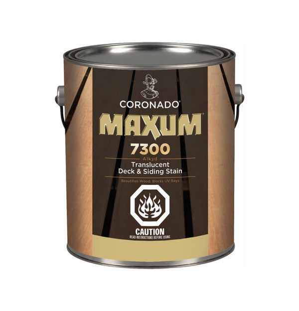 Coronado® MAXUM® Translucent Deck & Siding Stain 7300 Series Regular $54.99. Clearance $33.00