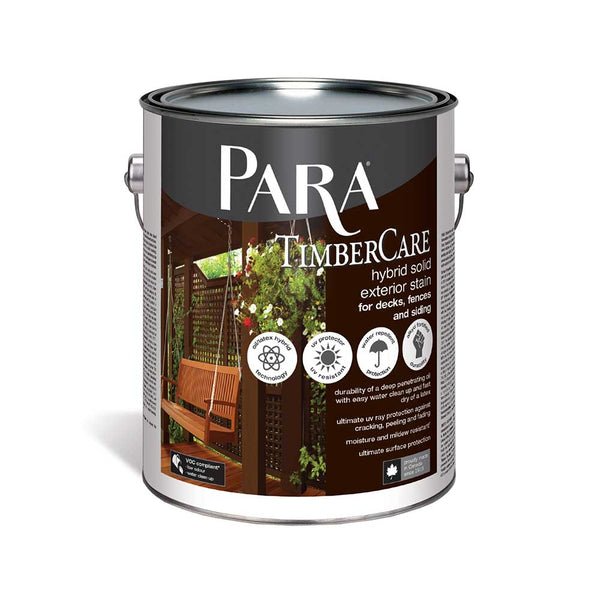 Para Timbercare Hybrid Exterior Solid Stain
