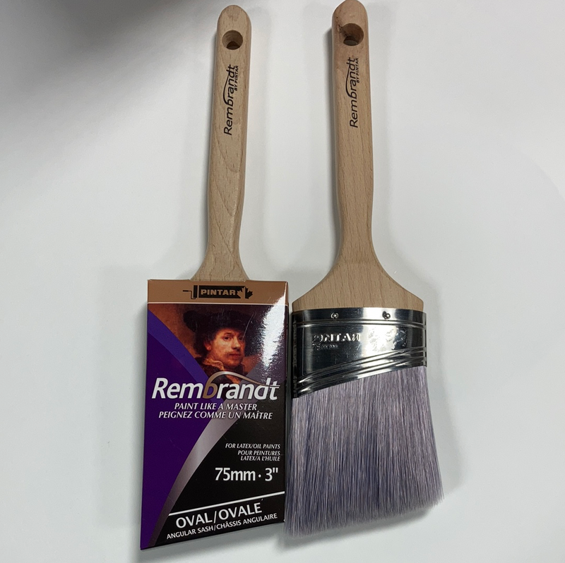 "Pintar Rembrandt Oval 3"" brush"