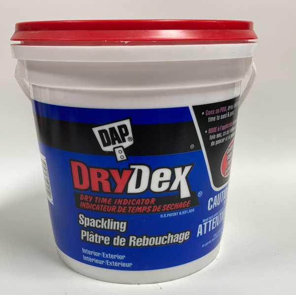 Dap Drydex Colour Change Spackling Gallon