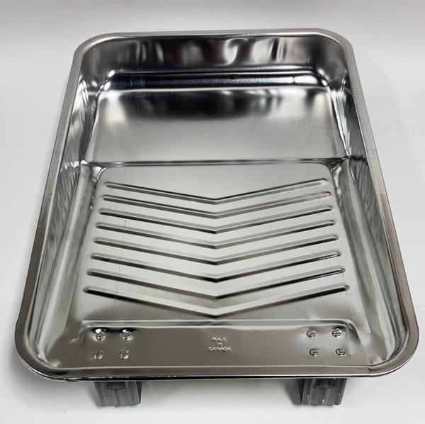 Linzer Metal Paint Tray 1L