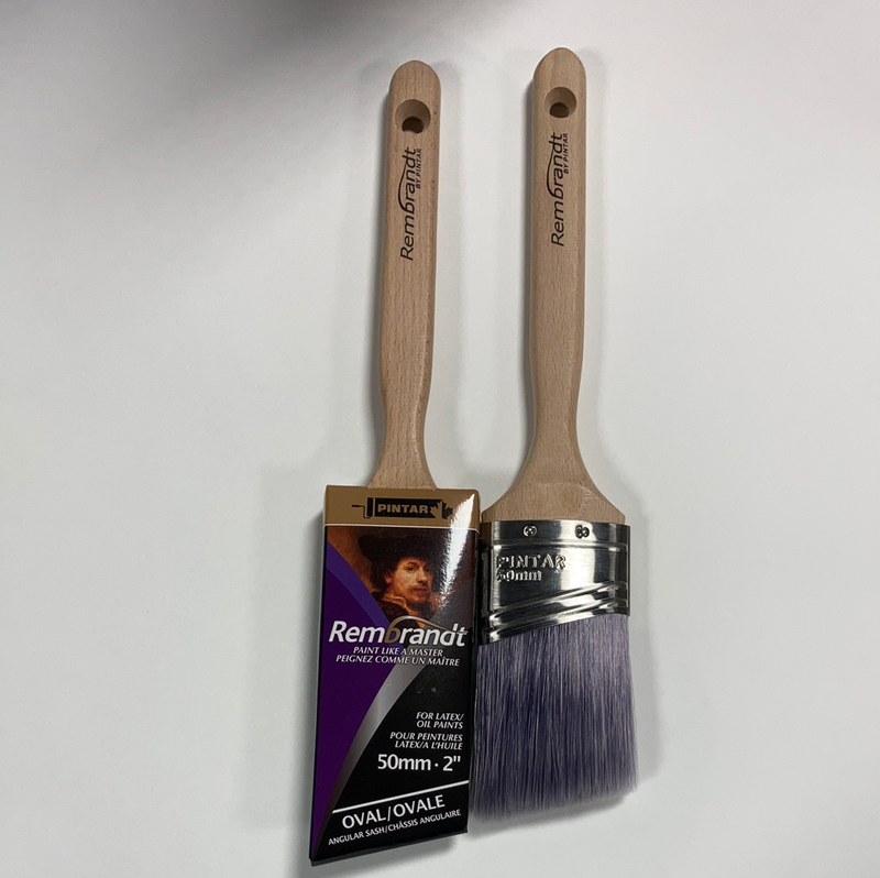 "Pintar Rembrandt Oval 2"" brush"