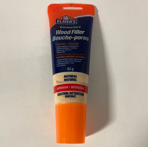 Elmer's Wood Filler 93g Natural