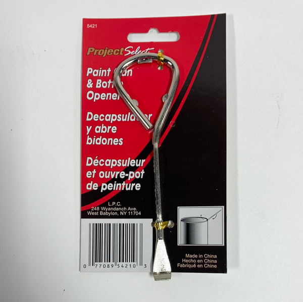 Linzer Paint Can Opener