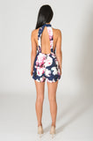 Finders Keepers Illuminati Floral Playsuit