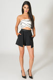 Cameo Night Tale Crop Top