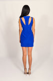 Stylestalker Charmed Electric Blue Dress