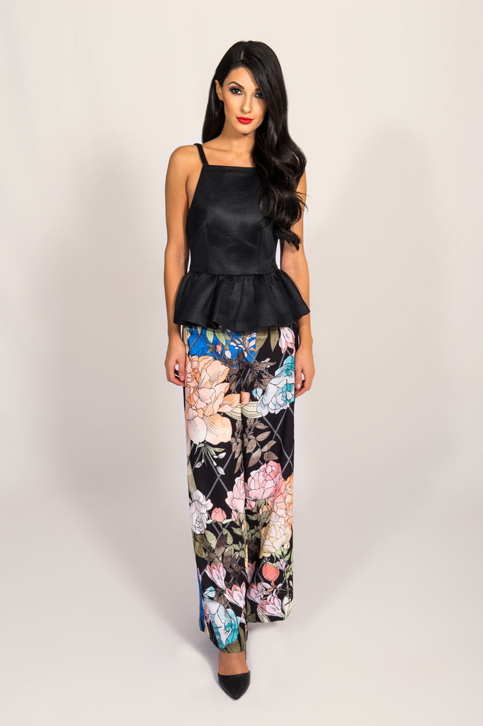 Keepsake We Run It Floral Pant