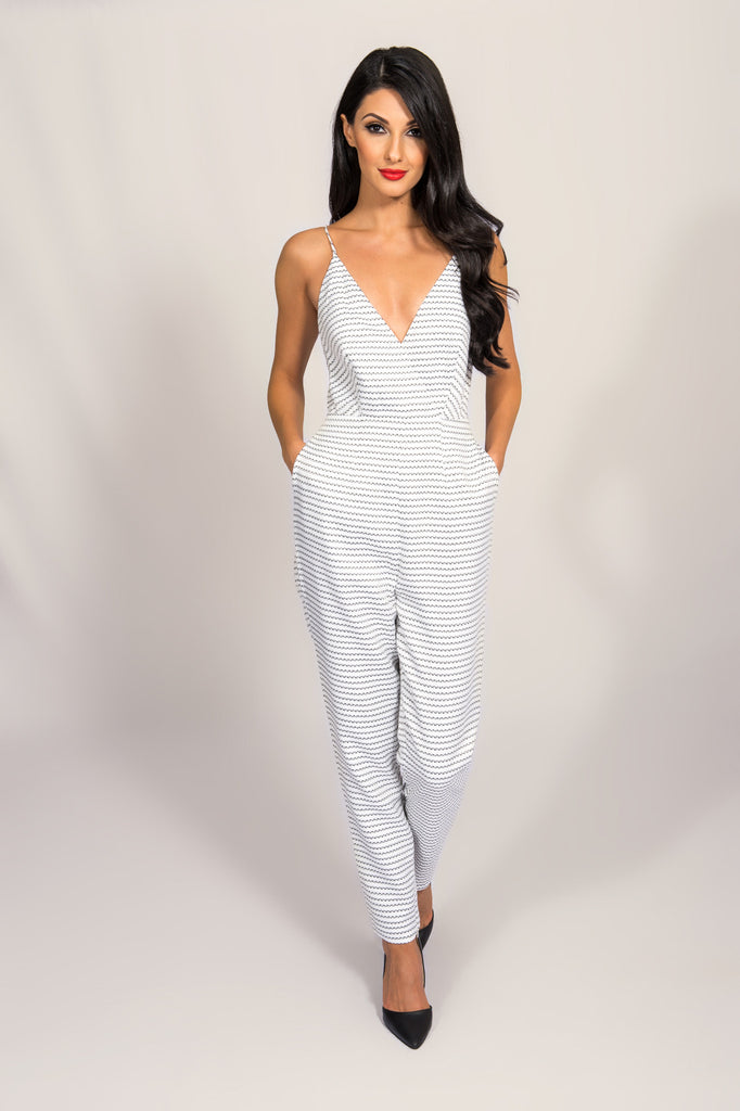 7e15d1e0aa70 Finders Keepers Black   White All Time High Jumpsuit – FASHTIQUE
