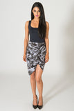 Jaggar Good Morning Floral Skirt