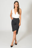 Keepsake Let Go Black Skirt