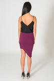 Madison Square Wine Oblivion Skirt