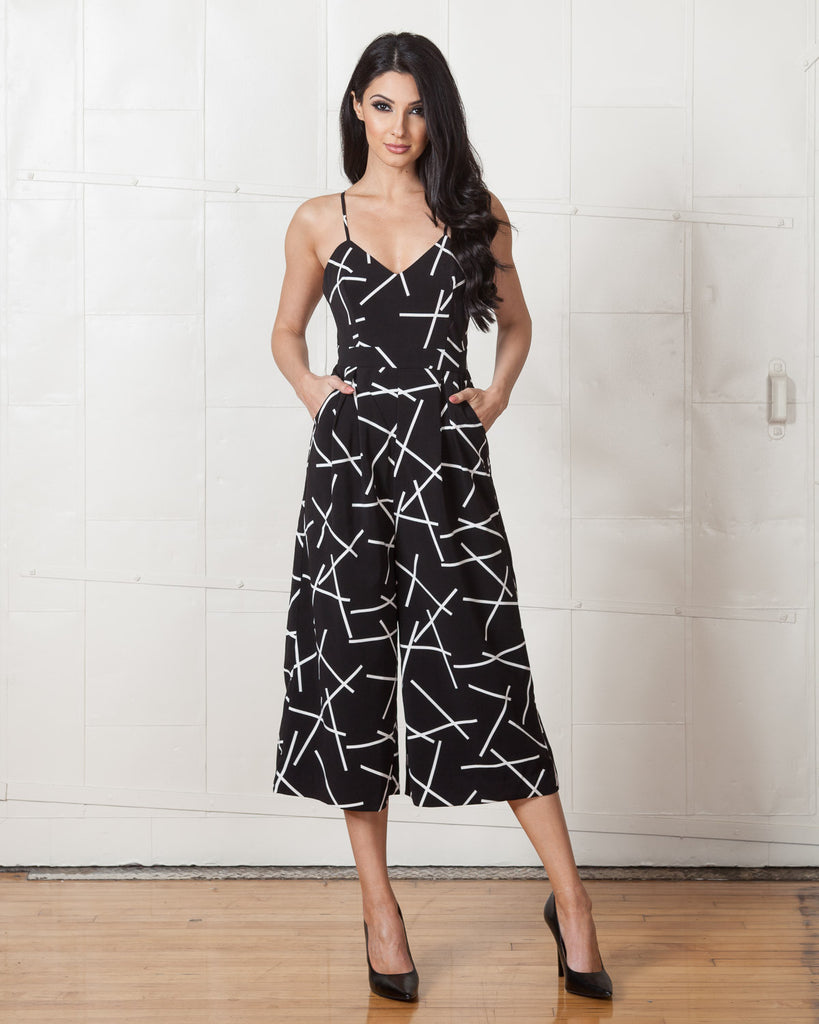 Cameo Power Trip Geo Jumpsuit