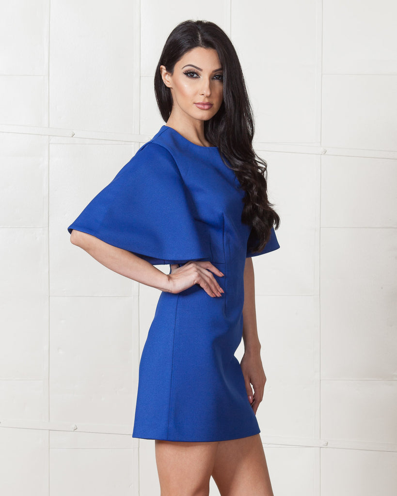 Cameo Calypso Blues Dress