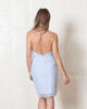 Keepsake Powder Blue High Roads Lace Dress