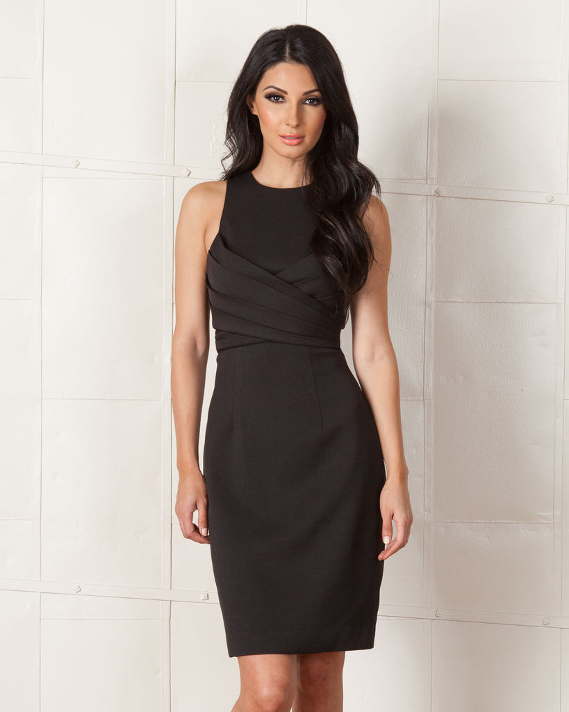 Cameo The Trails Black Dress
