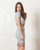 Wyldr Grey Telephone Dress
