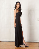 Keepsake Black Mirror Image Maxi Dress