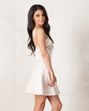 Keepsake Blush Mirror Image Dress