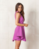 Keepsake Pink To The End Dress