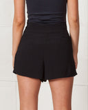 Minkpink Black Wishing Well Shorts