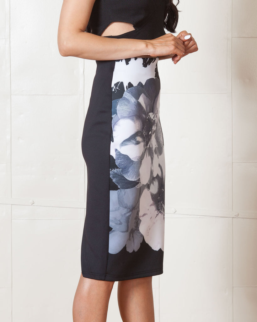 Fifth Label Floral Roadhouse Skirt