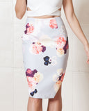 Keepsake Distraction Floral Skirt