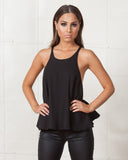 Fifth Label Black Satisfaction Top