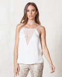 Wyldr Drunk In Love White Cami