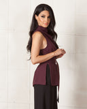 Cameo Oxblood Chicago Tank