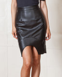 Stylestalker Long Beach Black Skirt